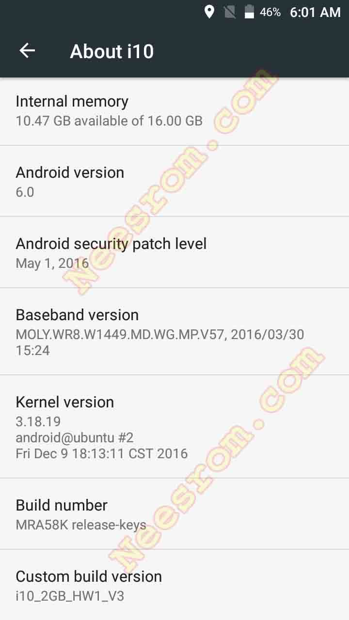 Symphony i10 2GB Ram Official Stock firmware Rom Flash File from the