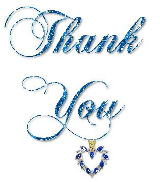 192 best thank you images on pinterest happy b day happy brithday beautiful thank you glitter graphics thecheapjerseys Image collections