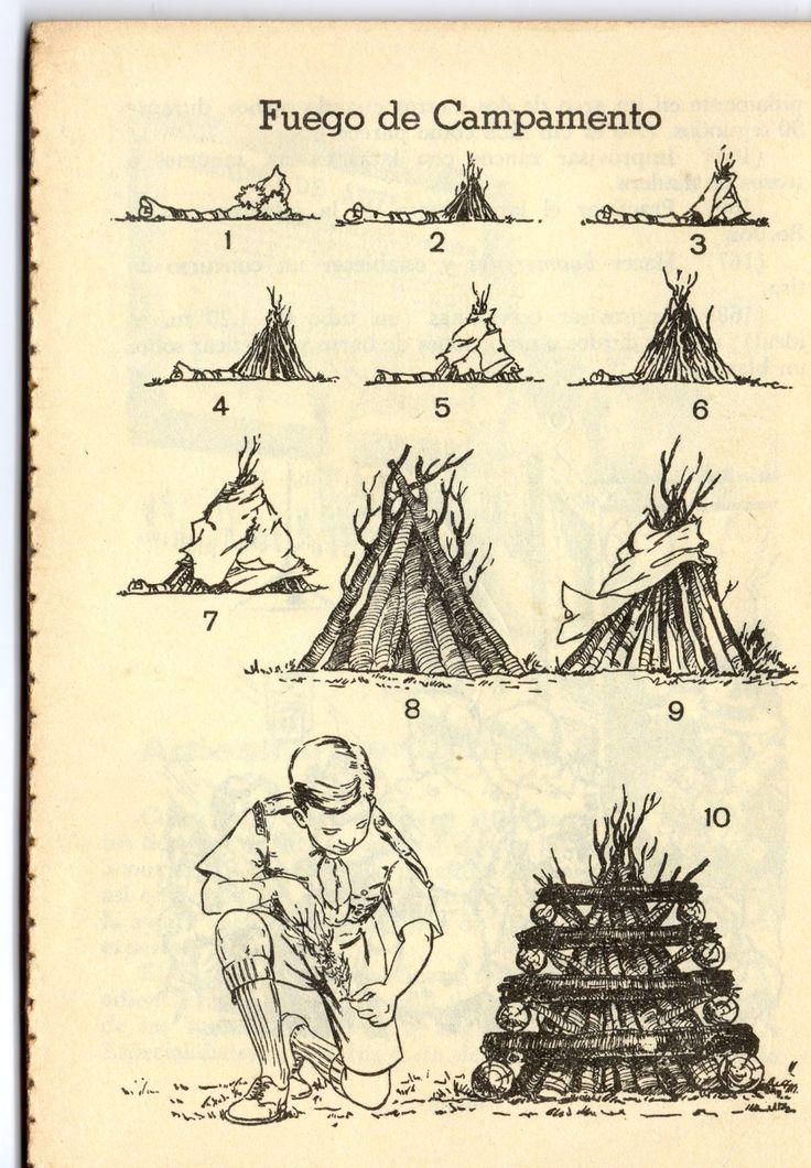 ¨Y Por Dios: aprendanse bien la fogata basica que les falta tecnica; 9 (cono) 10 (piramide ceremonial) img005 por Tropa San Francisco de Asis - Saltillo