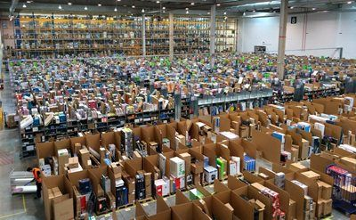 Amazon Confirms Second Jacksonville Fulfillment Center And Additional 1,000 Full-Time Jobs