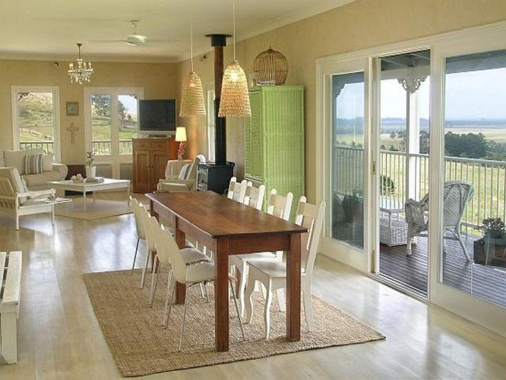 Desire To Inspire   Long Room. Find This Pin And More On Narrow Dining Table  ...