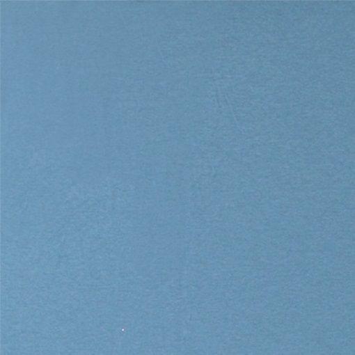 1x1 rib støvet blå