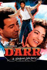 Darr Film Full Movie Download. Darr is a girl's (Kiran) story caught between one man's (Sunil) love and another man's (Rahul) obsession.