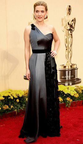 Kate Winslet, 2009 Oscars, YSL