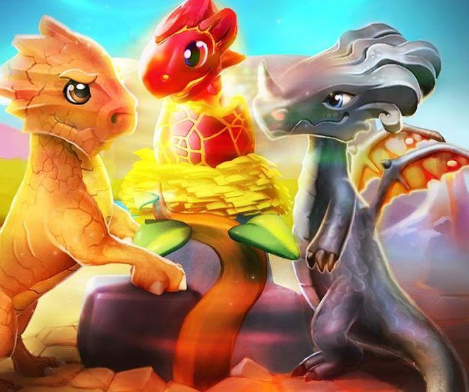 Dragon Mania Legends Hack carlos en 2019 Dragon Legend