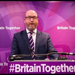 Leader of UKIP, Paul Nuttall launches party's Manifesto