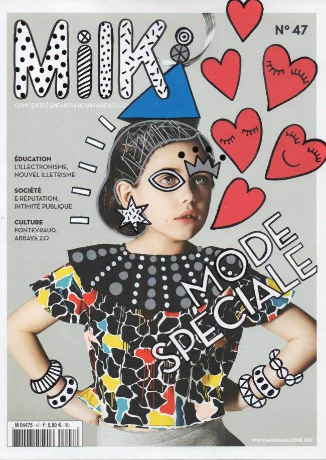 當塗鴉課本變成「再創作」!Ana Strumpf 的雜誌封面魔法   ㄇㄞˋ點子