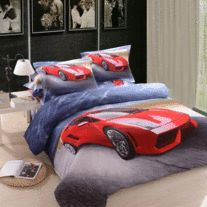 3D bedding set use the enviromental reactive dyes make the fabric dustproof, performance well,much clean, good color fastness.Its biggest feature is the natual environment.  Material: 100% High Quality Cotton 133*72 diagonal Cloth.  Anti-pilling.Soft touch,breathablle and durable....