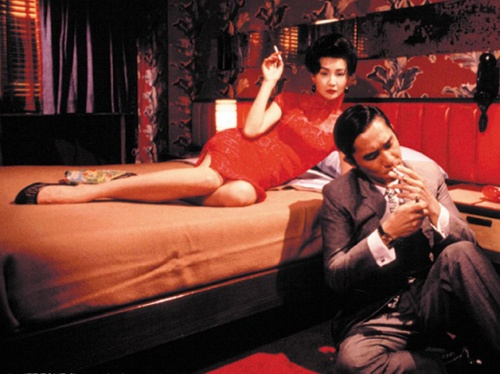 Maggie Cheung & Tony Leung, In the Mood for Love