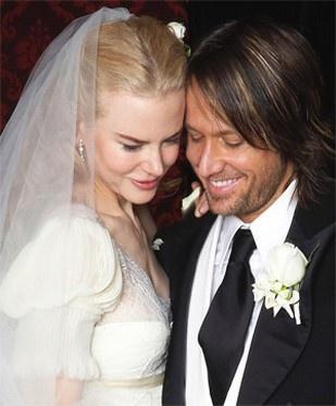 Nicole Kidman and Keith UrbanCelebritie