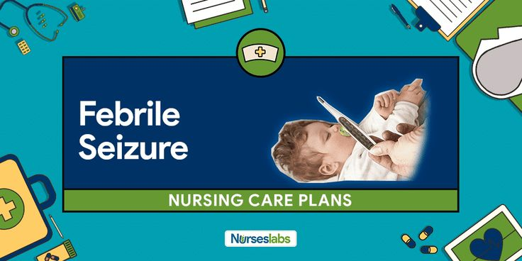 Nursing goals for a child experiencing febrile seizures include maintain airway/respiratory function, maintain normal core temperature, protection from injury, and provide family information about disease process, prognosis, and treatment needs.