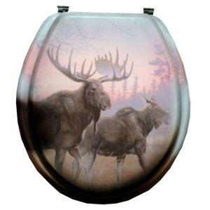 19 best Moose Toilet Seat images on Pinterest | Toilet seats ...