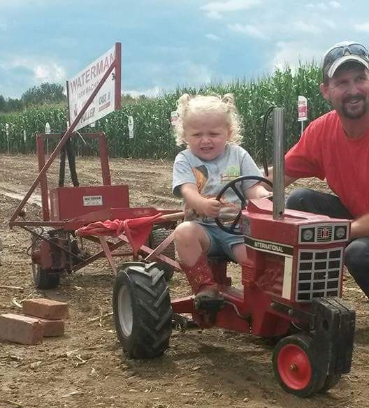 maine tractor pulling ass