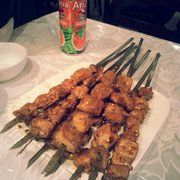 Silk Road Restaurant Uigher food