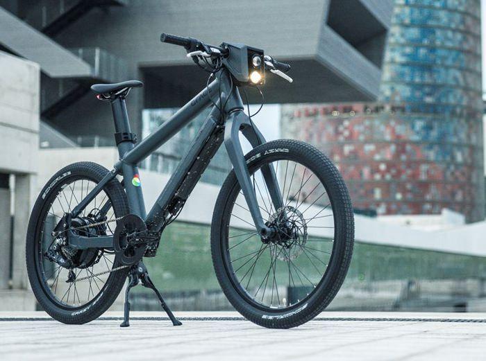 Grace Berlin le vélo électrique autrement - Blog Esprit Design