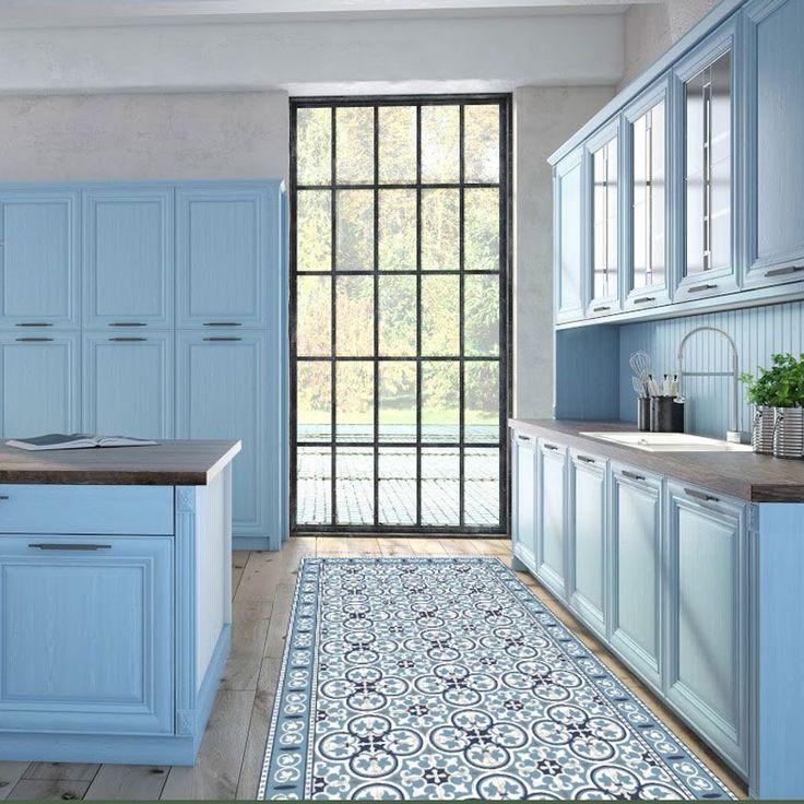 M s de 25 ideas incre bles sobre alfombras de vinilo en - Alfombras cocina antideslizantes ...