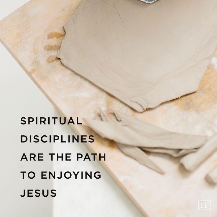 Why Practice Spiritual Disciplines? | IF:Gathering