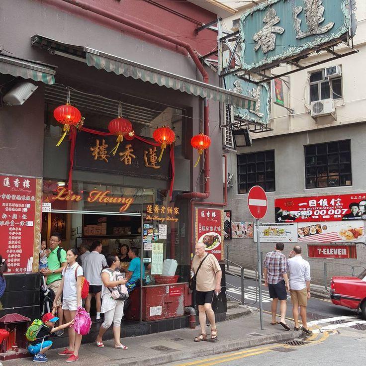 蓮香樓(リンファンラオ)で点心に舌鼓する」こと。やはり香港グルメで外せないのが飲茶。たくさんのお店がありますが、こちら蓮香樓は老舗のお店で、香港でもトップの人気を誇っています。