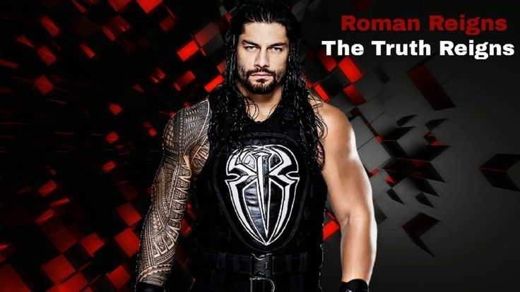 Roman Reigns -  The Truth Reigns  (Official Theme Song)