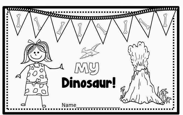 Freebie Emergent Reader (Dinosaurs with Color Words)