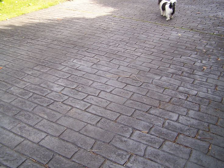 Old English Cobble   French Grey