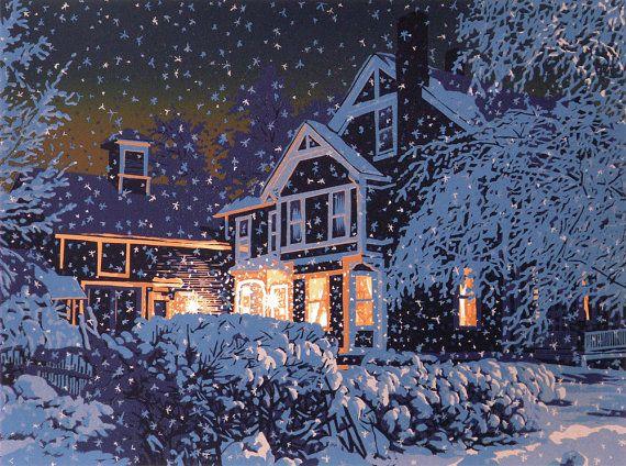 Quiet Night by William Hays