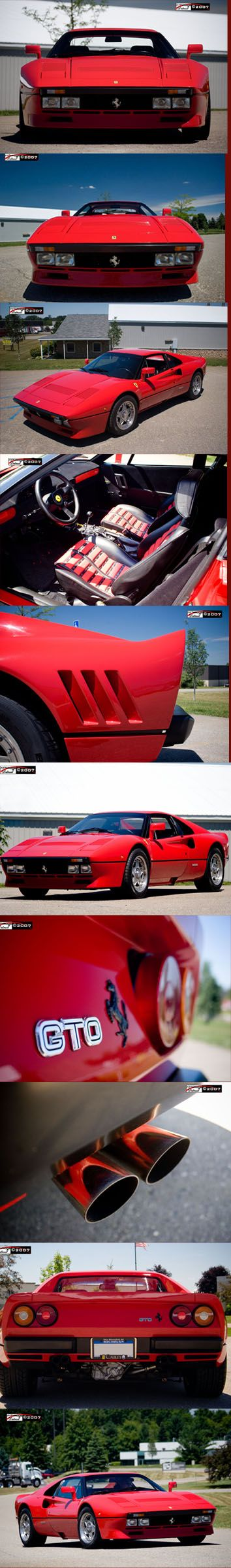 Ferrari 288 GTO ★。☆。JpM ENTERTAINMENT ☆。★。