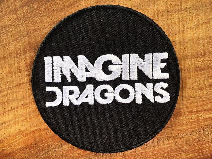 Imagine Dragons Sew Iron On Patch Rock Band Heavy Metal Music Embroidered Jacket | eBay