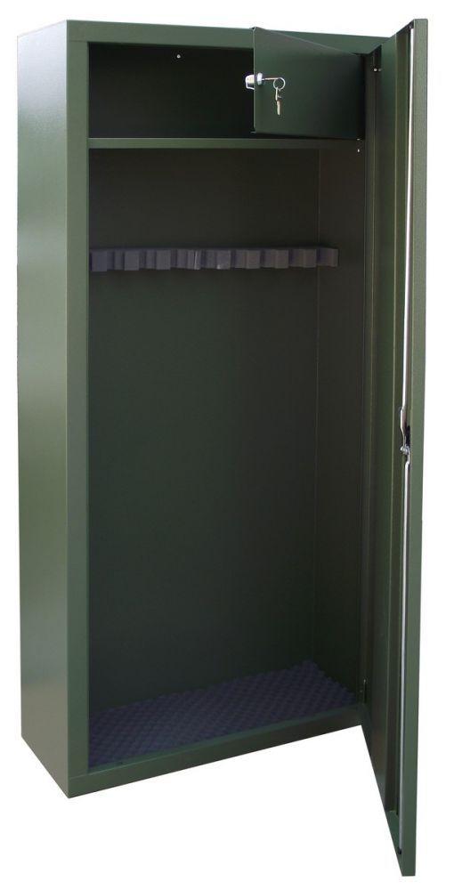 Fegyverszekrény FSZ-10-L - Strauss Metal lemezszekrény, Fémszekrény - Strauss Metal Páncélszekrény Biztonságtechnika