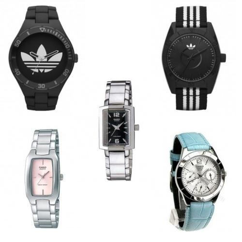 Partha's Watch Collection