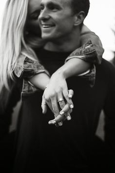 Black and white ring shot ~ we ❤ this! moncheribridals.com