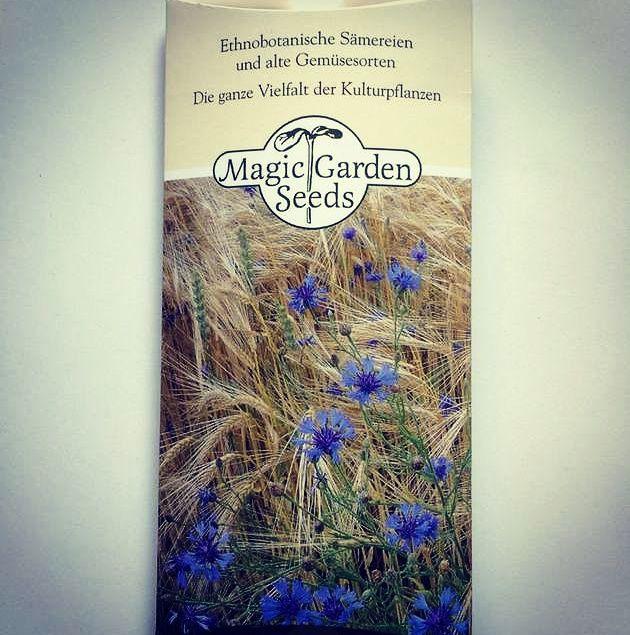 Bio Saatgut: Biosamen nach Themen zusammengestellt in Sets von Magic Garden Seeds.