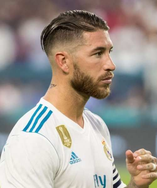 How To Style Latest Sergio Ramso Haircut 2019 Men S Hairstyle Swag Ramos Haircut Mens Hairstyles Soccer Players Haircuts