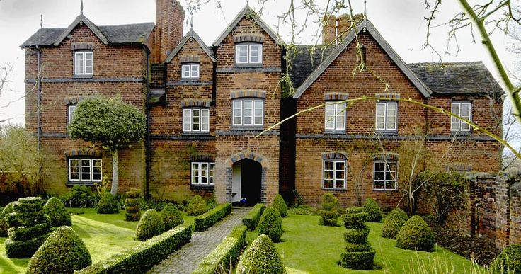 Moseley Old Hall Front Elevation