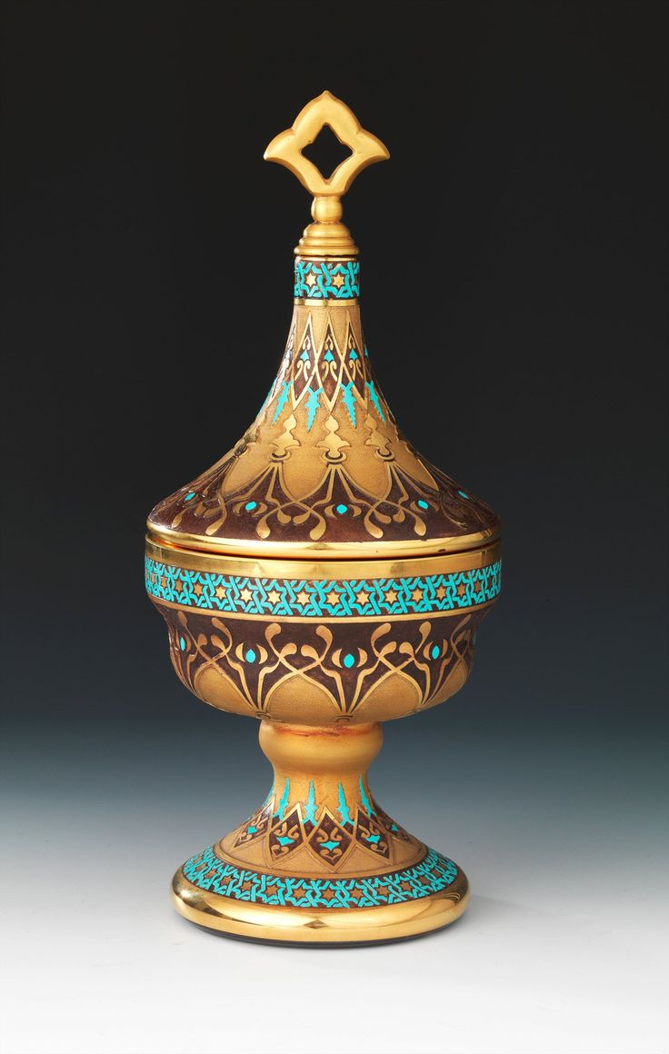 :::: ♡ ✿⊱╮☼ ☾ PINTEREST.COM christiancross ☀❤•♥•* :::: Firuze (Cup for Turkish Delights ) by Pasabahce