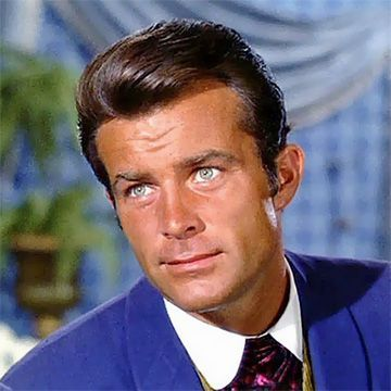 Robert Conrad as James West, in Wild, Wild West