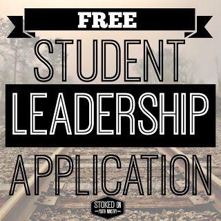 HELP Leadership (ASB) Application essay questions!!?