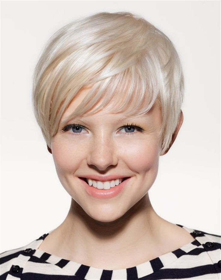 @Amanda Ellis What do you think about this cut for me? Bing : Short Hair Cuts for Women