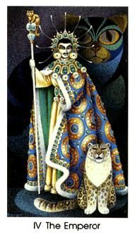 November 20 Tarot Card: The Emperor (Cat People deck) You are a force to be reckoned with now ... mentally, physically, spiritually, you have the power to make things happen