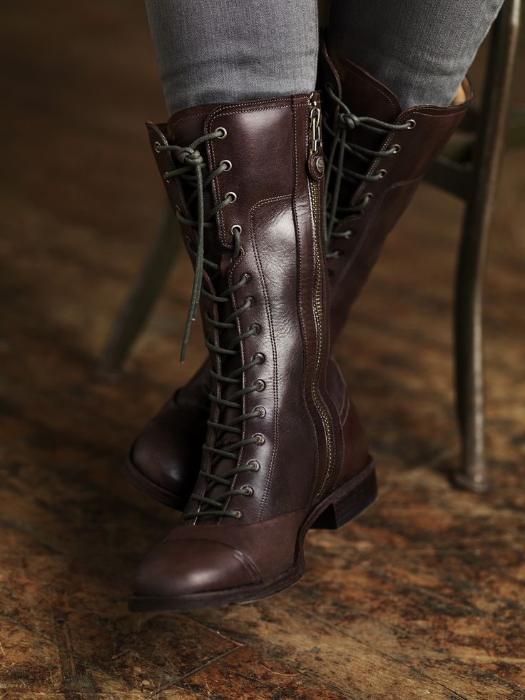 Women's Timberland Boot Company® Lucille 10-Inch Boots #bootco #timberland