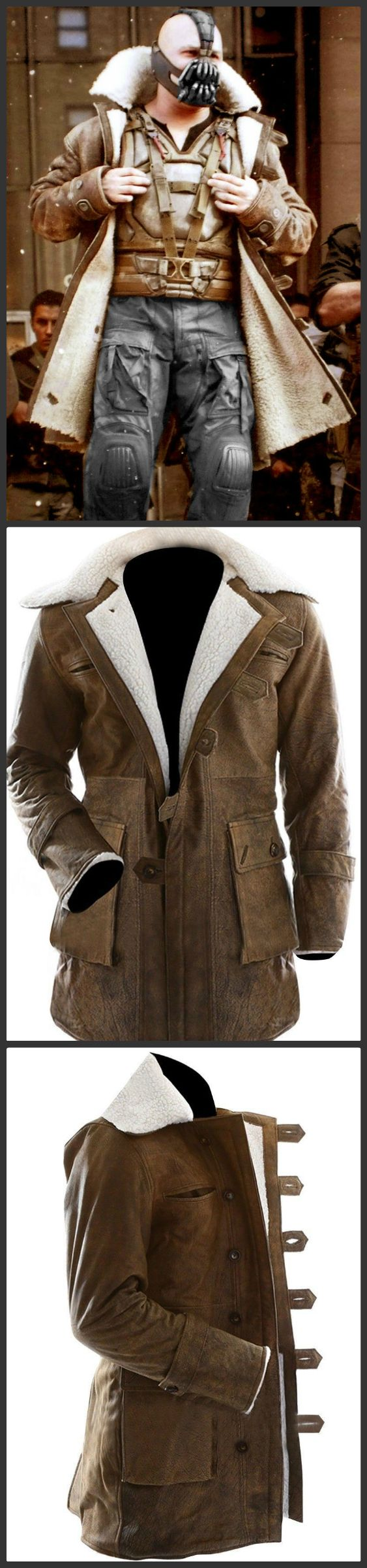 BANE Dark Knight Rises Brown Trench Coat:   Fantastic Outfit from the movie Dark Knight Rises worn by Famous Actor Tom Hardy now available in our online store Eagleoutfits. Grab Now BANE Dark Knight Rises Brown Trench Coat at Affordable Price.  #bane #banecoat #darkknightrises #browntrenchcoat #trenchcoat #tomhardy #movie #hollywood #halloween #like #likeforlikes #like4likes #fashionbloggers