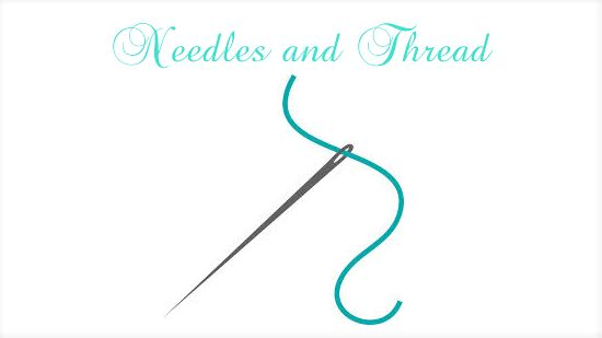 """""""Kitty Party Game-Needle and Thread Game"""" A fun couple game played with Needle and Thread and the team putting in the most needle in thread wins the game. Can be played in a party with little preparation."""