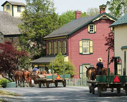 Lancaster Pennsylvania, Amish Country