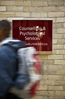 UofT - Counselling & Psychological Services (CAPS)