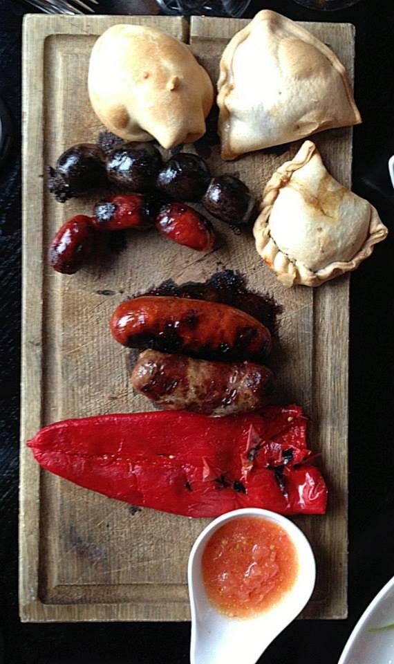 Restaurant Gaucho en Londres y algunas delicias criollas.