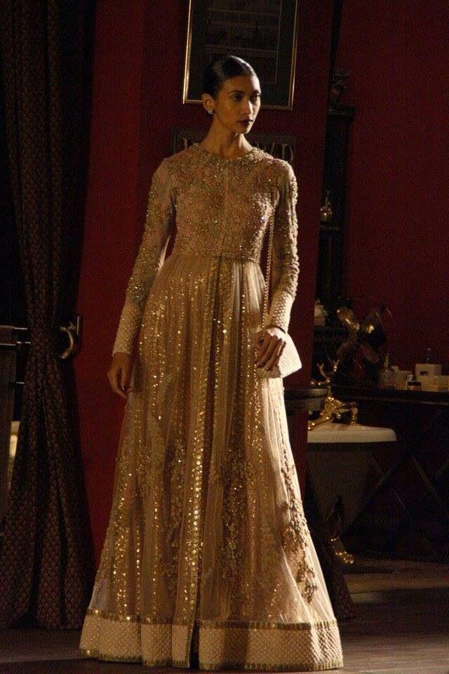 Sabyasachi couture 2014 | sabyasachi- designer Indian ... Sabyasachi Anarkali 2014