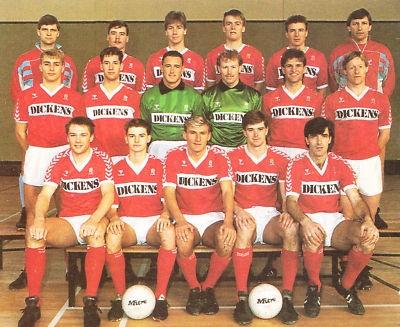 1986 1987 Includes Stuart Ripley And Colin Cooper