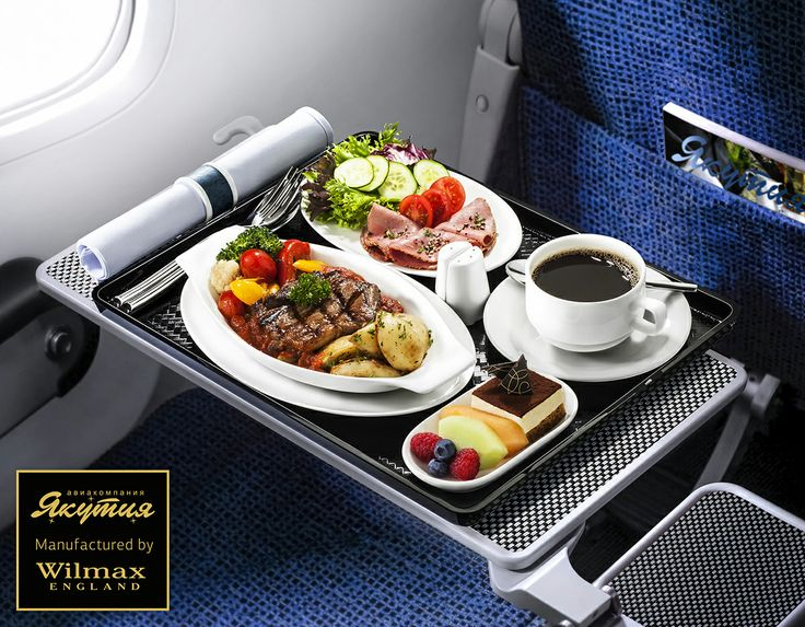 NEWS FROM RUSSIA Yakutia Airlines choose WILMAX porcelain for their passengers!