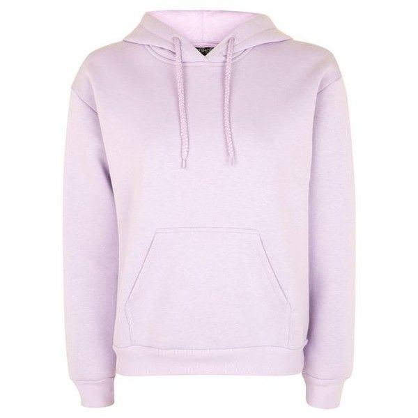 Topshop Petite Oversized Hoodie (830 CZK) ❤ liked on Polyvore featuring tops, hoodies, oversized hooded sweatshirt, pink hoodie, petite tops, oversized tops and petite hoodies