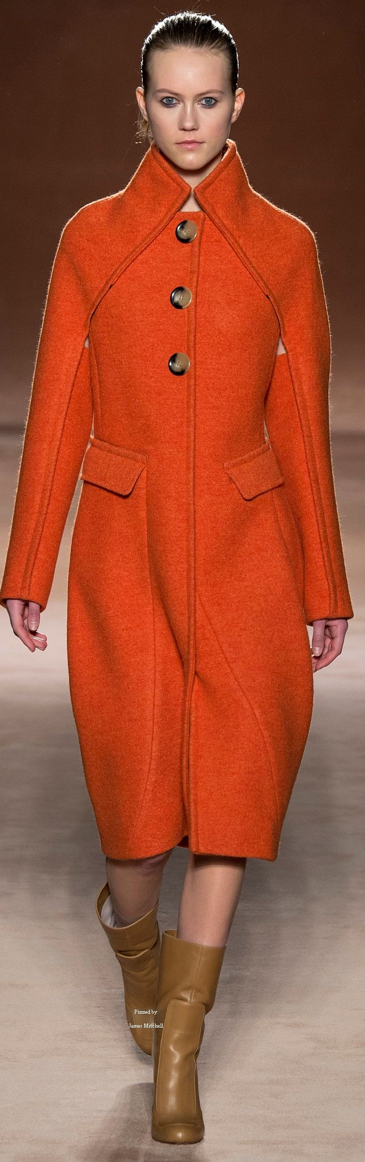 Victoria Beckham Collections Fall Winter 2015-16 collection: